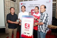 Aplikasi New ZAPA Perkuat Digitalisasi UKM