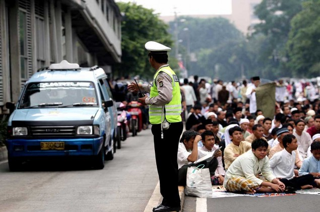 Police Prepares Joint Operation to Guard Eid al-Adha in Jakarta