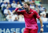 Wawrinka Tantang Djokovic di Final US Open 2016