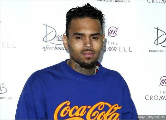 Chris Brown Kembali Disorot Netizen