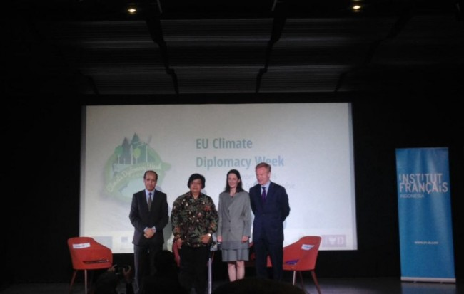 EU Supports Indonesia to Combat Climate Change