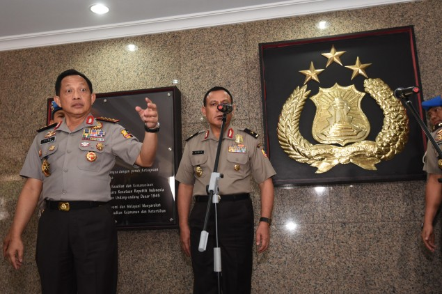 Gov't Arrests East Indonesia Mujahideen's No 2
