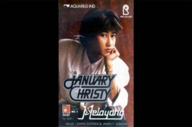 Penyanyi January Christy Meninggal Dunia