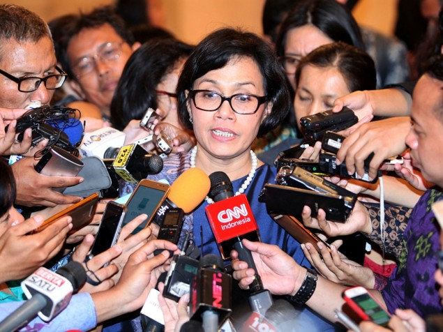 Sri Mulyani Says Gov't Can Bring Google to Tax Court