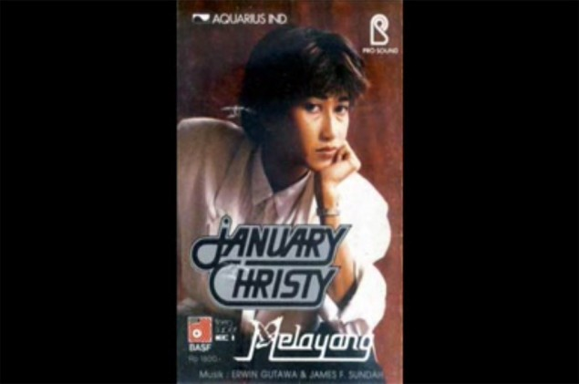 January Christy, Pionir Pop Jazz di Industri Musik Indonesia