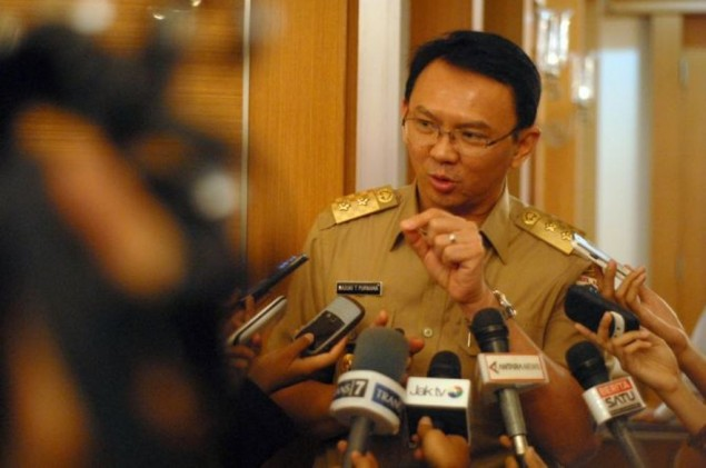 Ahok Remains Confident Despite Decreasing Electability