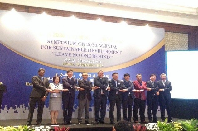 ASEAN Committed to Achieve SDGs