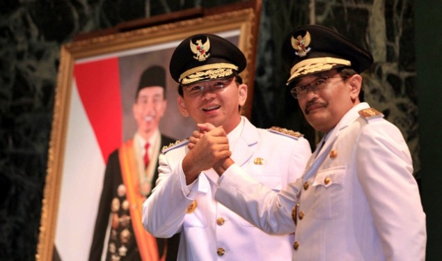 Djarot Hints PDIP will Support Ahok