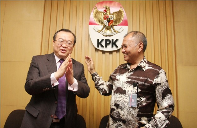 KPK Cooperates with China to Track Down Corruptors
