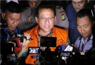 DPD Makes Irman Gusman Non-Active as Speaker