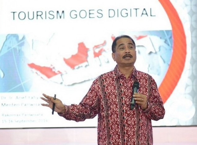 Menpar Arief Yahya: Aceh Go Digital, to World Best Halal Destination 2016