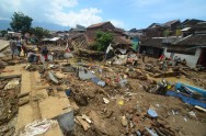 Death Toll Rises in Garut Flash Floods