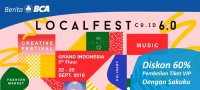 Hangout Semakin All Out dengan Sakuku di LocalFest.co.id 6.0