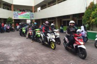 Ribuan BeAT Ramaikan Fun Rally