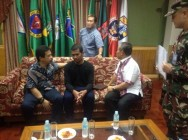 Foreign Ministry Receives Rescued Indonesian Hostage