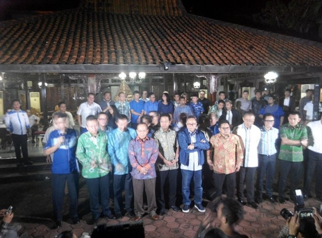 4 Parties Support SBY's Son in 2017 Jakarta Election