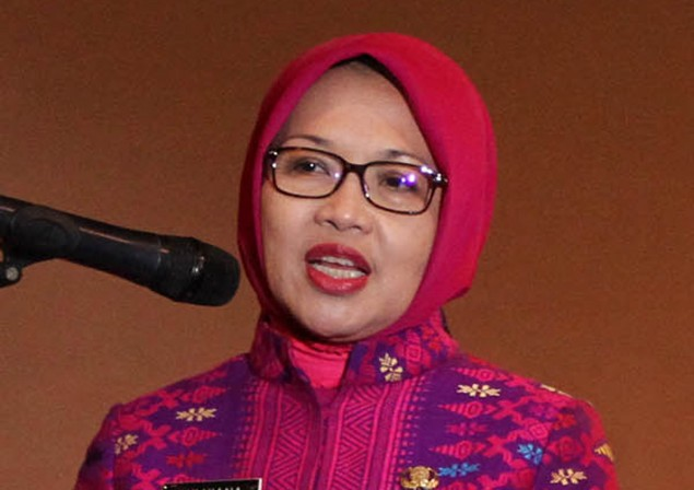 Sylviana Resigns from Jakarta Administration