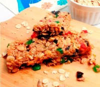 Mix Dried Fruit & Nut Bar