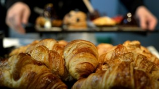Croissant, Popular Pastry in Japan