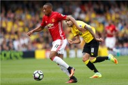 Jumpa Leicester, Manchester United tanpa Anthony Martial