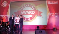 TrueMoney Raih Penghargaan di Ajang Marketing Awards 2016