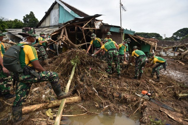20 Still Missing After Garut Flash Floods