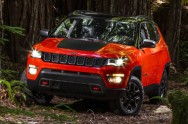 All New Jeep Compass Debut di LA Auto Show