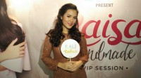 Raisa Optimis Sabet Piala AMI Awards 2016