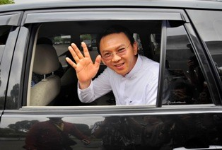Ahok Wants to be Remembered Like Gus Dur