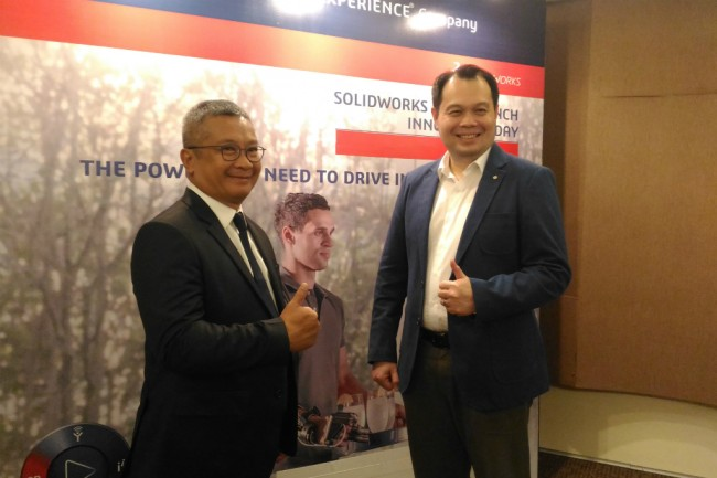 Dassault Systemes Kenalkan Software Desain 3D Solidworks 2017