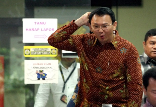 Ahok Says He Does Not Have Assets Abroad
