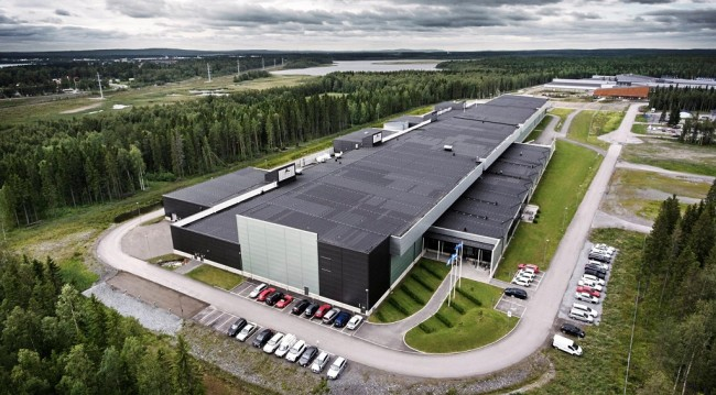 Facebook Pamer Data Center di Swedia