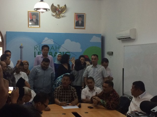 Prasetio Leads Ahok's Campaign Team