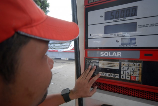 Gov't Maintains Fuel Prices