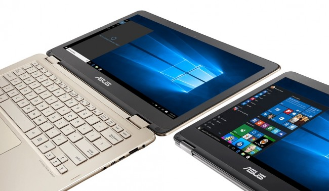ZenBook Flip, Laptop & Tablet Menyatu Apik