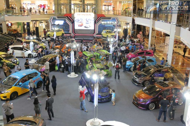 Inilah King Jazz & Brio Tuning Contest