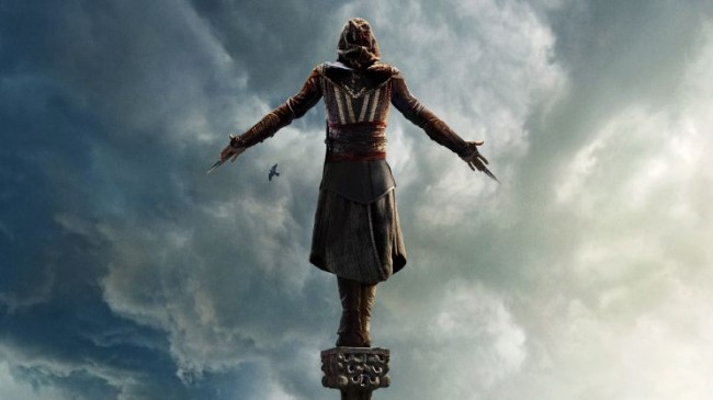 Simak Adegan Leap of Faith dari Ketinggian 38 Meter di Film Assassin's Creed