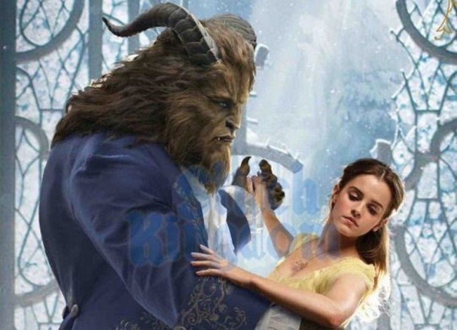 Poster Terbaru Film Beauty and The Beast Dirilis