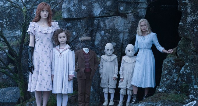 Miss Peregrine Juarai Box Office Minggu Ini