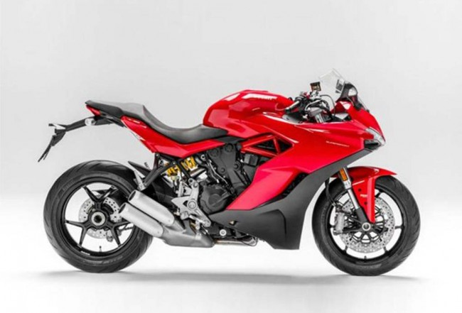 Penampakan Supersport Ducati di Intermot