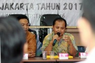 Jakarta General Election Commission Prepares Debates