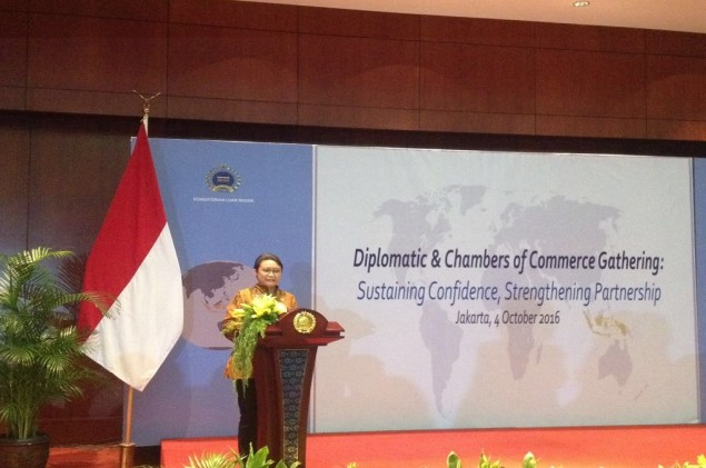 Indonesia Committed to Implement Economic Diplomacy