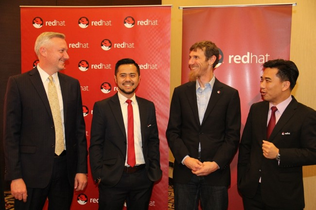 KAI Menangkan Red Hat Innovation Awards APAC 2016