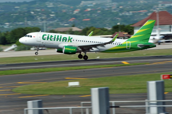 Citilink to Receive 3 Airbus 320neo This Quarter