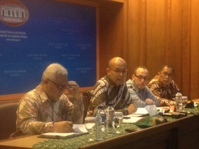Indonesia to Propose Intelligence Sharing in ASEAN-EU Ministerial Meeting