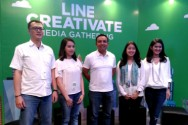 LINE Creativate 2016 Ajak Talenta Indonesia Pamer Kreativitas