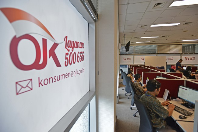 OJK Prepares Regulations to Support Fintech Industry