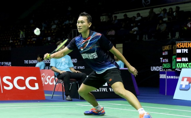 Jadwal Final Wakil Indonesia di Thailand Open