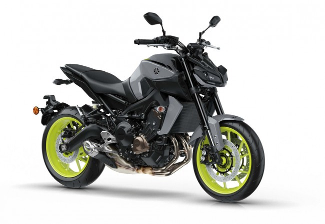 MT-09 Model 2017 Kini Terlihat Makin Agresif