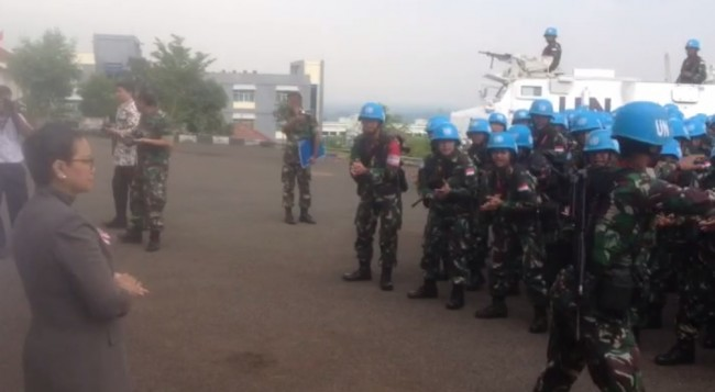 850 Indonesian Soldiers to Join UNIFIL
